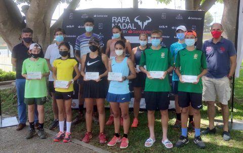 Concluye el Rafa Nadal Tour en Montemar