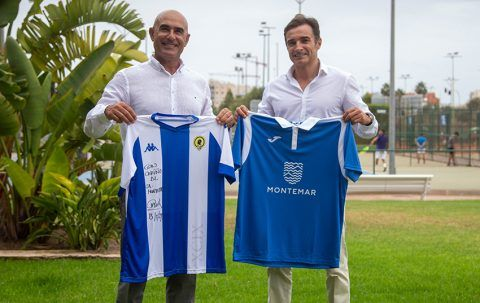 Montemar y el Hércules de Alicante CF siguen unidos