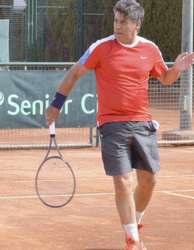 II TORNEO ITF SENIOR DE MONTEMAR 2021