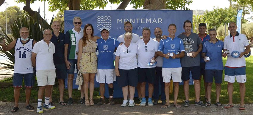 Ganadores II Torneo ITF Senior Montemar 2021