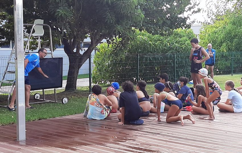 Rafa Aledo imparte una Master Class en Montemar