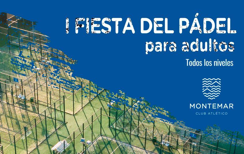 Torneo de pádel adultos en Montemar