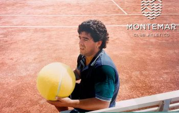 Maradona en Montemar